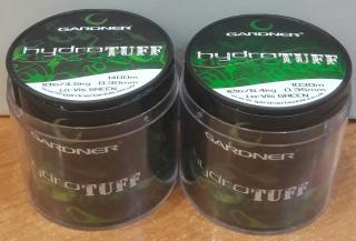 Леска карповая HYDRO-TUFF green GARDNER