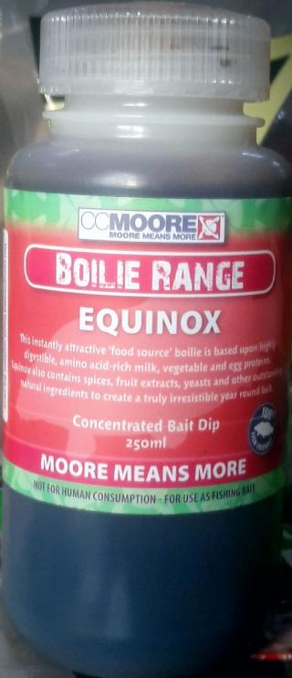 Дип CC MOORE — Equinox Bait Dip 250ml
