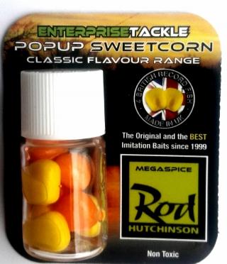 Искусственная кукуруза Enterprise Pop-Up ROD HUTCHINSON MEGASPICE, Yellow&Orange