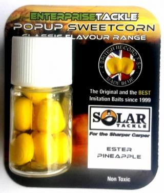 Искусственная Кукуруза Pop-Up Enterprise,SOLAR ESTER PINEAPPLE, Yellow