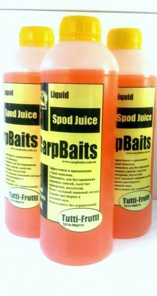 Spod Juise  Tutti-Frutti Carpbaits 1л.