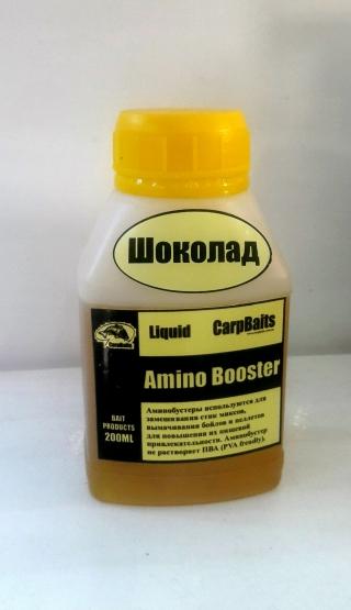 Амино-дип бустер Шоколад CarpBaits 200ml.