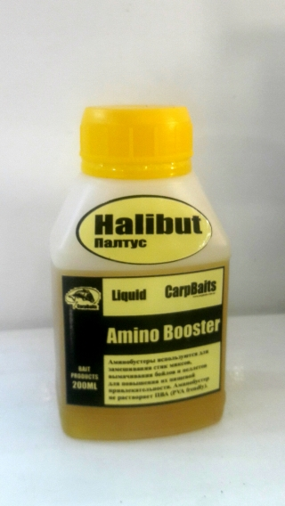 Амино-дип бустер Палтус CarpBaits 200ml.