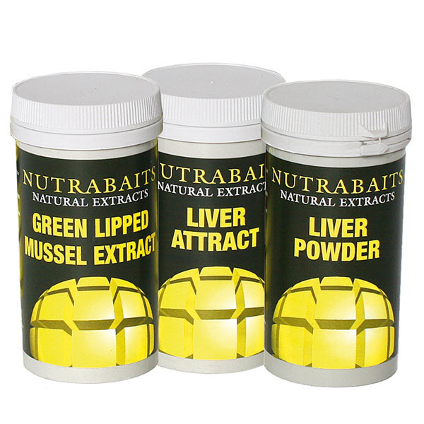 Nutrabaits  GREEN LIPPED MUSSEL (GLM) EXTRACT, 50гр
