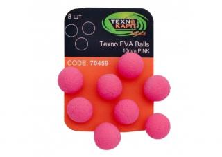 Texno EVA Balls pink уп/8шт Технокарп
