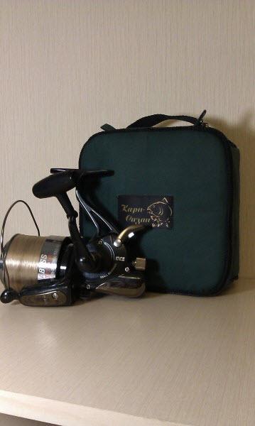 Carp-sazan сумка для катушки.