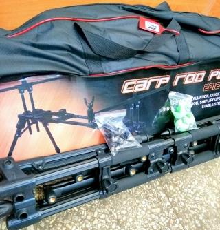Подставка EOS Carp Rod Pod X-10