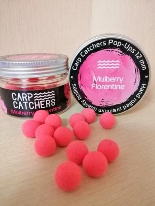 Бойлы pop-up Carp Catchers Mulberry Florentine(Шелковица) 12mm