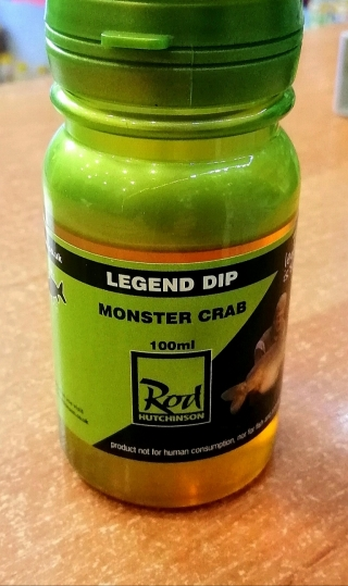 Дип Rod Hutchinson Monster Crab Dip 100ml