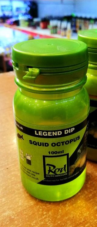 Дип Rod Hutchinson Squid & Octopus  100ml
