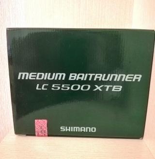 Катушка Шимано Medium Baitrunner XTB 5500 LC 2017