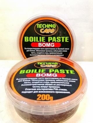 Бойловая паста B.O.M.G. Технокарп 200 грм.