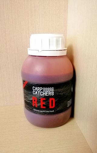Ликвид РЭД (RED) 500 ml Carp Catchers