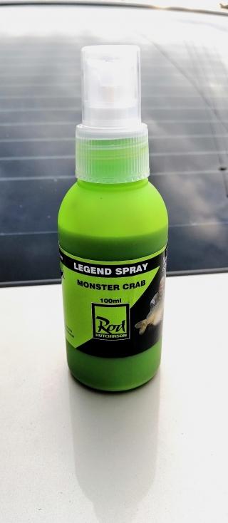 Дип-спрей Rod Hutchinson Spray Monster Crab 100ml