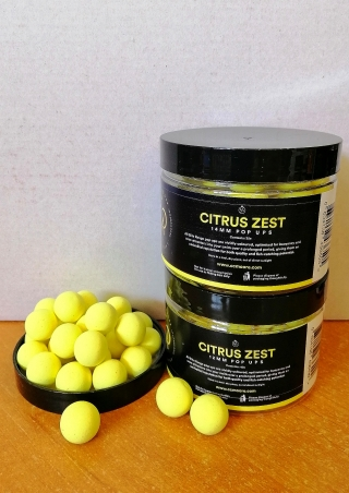 Бойлы Pop Ups Citrus Zest CC Moore