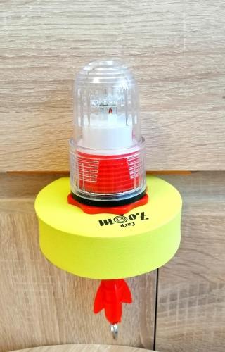Светодиодный маркерный буй с датчиком день/ночь Carp Zoom