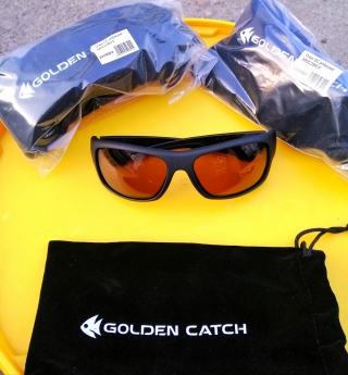 Поляризационные очки Golden Catch