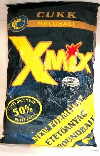 Прикормка X.Mix Мотыль Cukk 1 кг.