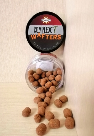 Бойлы COMPLEX-T wafters DYNAMITE BAITS