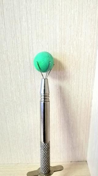 """Инструмент """"Boilie holder dip remover"""" держатель для бойла  Carp Expert"""