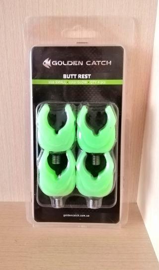 Рогач большой силиконовый концевой 4 шт. Golden Catch