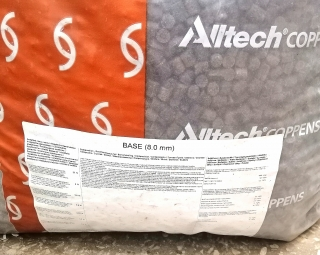 Пеллетс Halibut Base 8мм , 1кг. Alltech&Coppenc