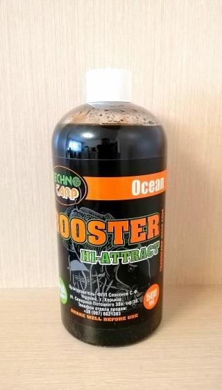 """Ликвид-бустер """"OCEAN""""(монстр краб) 500мл. Технокарп"""