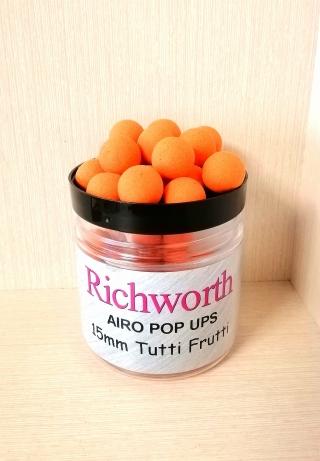"Бойлы Pop-Ups Тутти Фрутти ""Tutti Frutti"" 12-15 мм Richworth"