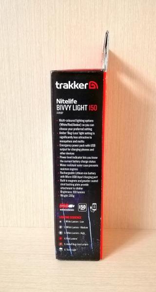 "Фонарь ""Nitelife Bivvy Light 150"" Trakker"