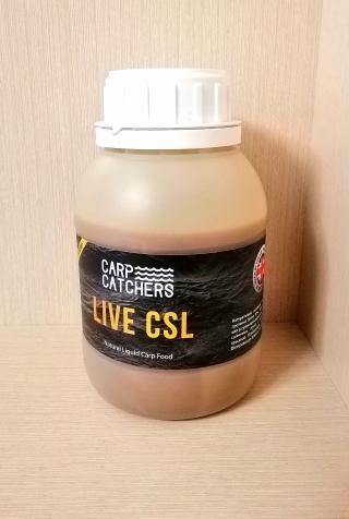 Corn Steep Liquor «Live CSL» 500 мл. Carp Catchers