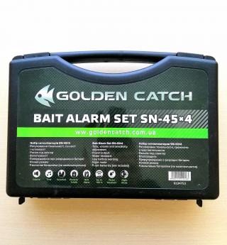 Набор сигнализаторов SN 45*4 Golden Catch