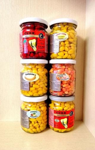 """Кукуруза без сиропа Мед-Чеснок """"Honey-Garlic"""" 220 мл CUKK."""