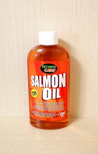 "Лососевое масло ""Salmon Oil"" 200 мл. Технокарп"