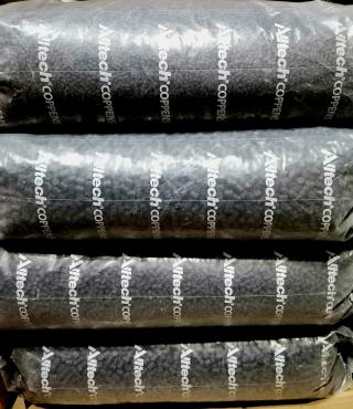 Пеллетс Halibut Premium (Копенс) 2-20 мм 1 кг. Alltech&Coppenc