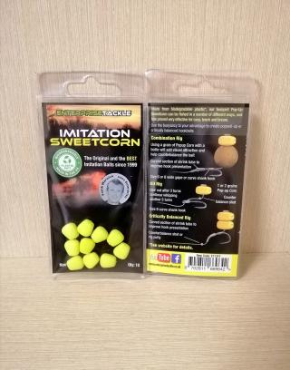 """Искусственная кукуруза  Желтая """"Fluoro Yellow"""" Pop-Up 10 шт. Enterprise."""