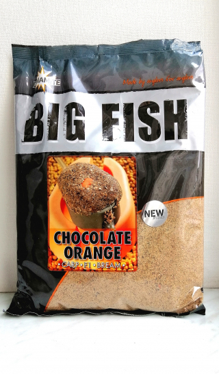 "Прикормка Шоколад Апельсин ""Chocolate Orange"" 1.8 кг. DYNAMITE BAITS"
