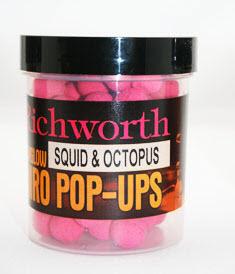 Бойлы Pop-Ups 14мм Squid & Octopus Richworth