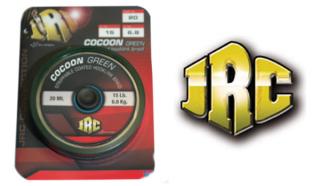 Поводковый материал JRC Сocoon Green 20m.-15lb