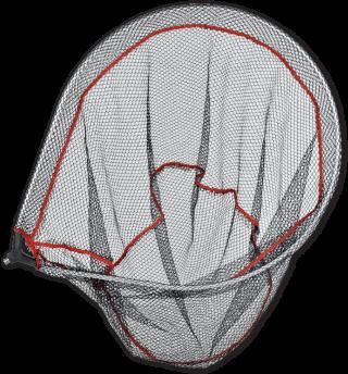 """Голова подсака с 5мм ячейкой Net Head """"BASIC"""", 55x45cм Carp Zoom"""