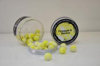 Бойлы pop-up Carp Catchers «Pineapple&Banana» 14mm