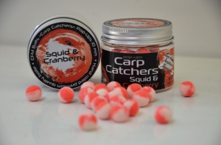 Бойлы pop-up Carp Catchers «Squid&Cranberry» 10mm