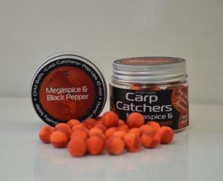 Бойлы pop-up Carp Catchers «Megaspice&B.Pepper» 10mm