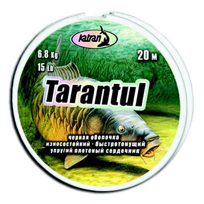 Поводковый материал Katran TARANTUL . 20m