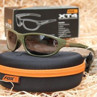 Солнцезащитные очки Sunglasses XT4 FOX