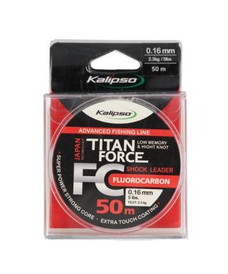 Флюорокарбон Kalipso Titan Force FC Leader 30м