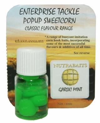 Искусственная Кукуруза Pop-Up Enterprise,NUTRABAITS ,Garlic Mint
