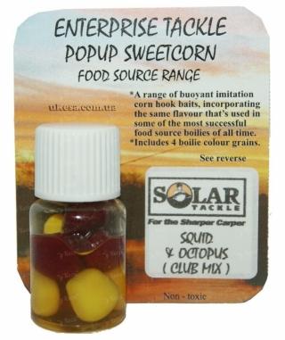 Искусственная Кукуруза Pop-Up Enterprise,SOLAR SQUID&OCTOPUS, Mix Color