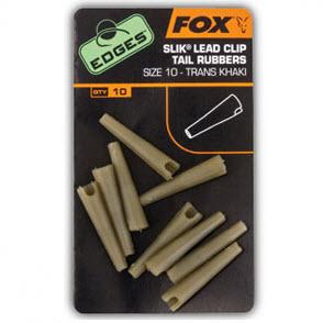 Конус Fox Edges Slik Lead Clip Tail Rubbers