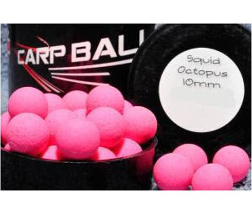 Бойлы Pop Ups 10mm  Squid&Octopus CARPBALLS