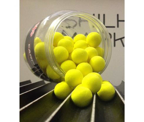 Бойлы Pop Ups 10mm 15шт Acid Pear Drop CARPBALLS